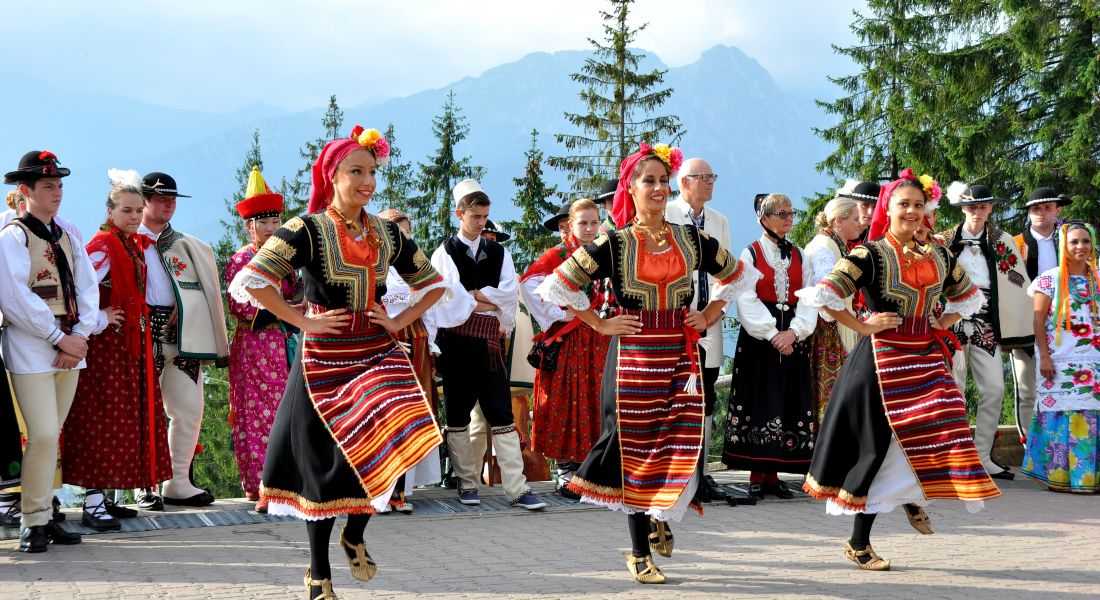 International Festival of Highland Folklore in Zakopane