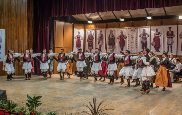 "Macedonia ""Folklore Studio Etnos"""