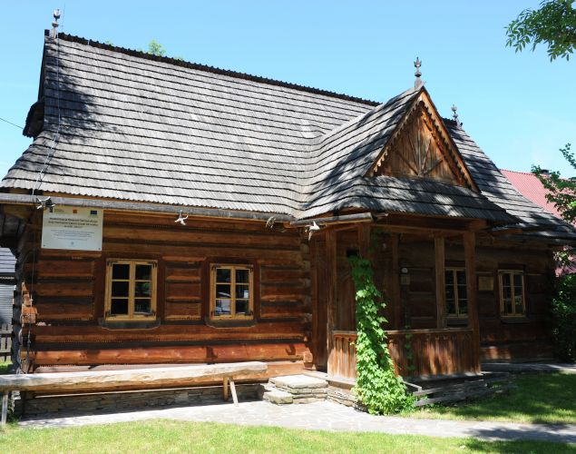 The Maria and Bronisław Museum of the Zakopane Style - Inspirations, a branch of the Tatra Museum